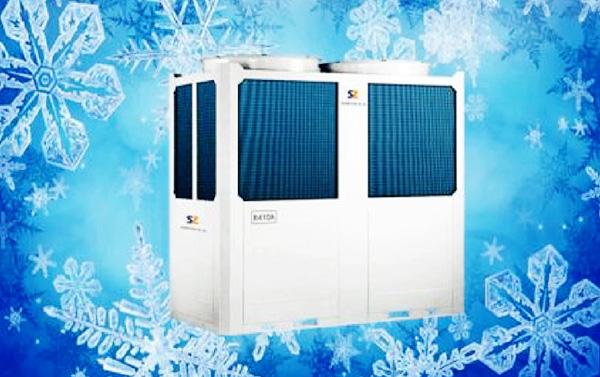 双志24匹变频超低温冷暖机