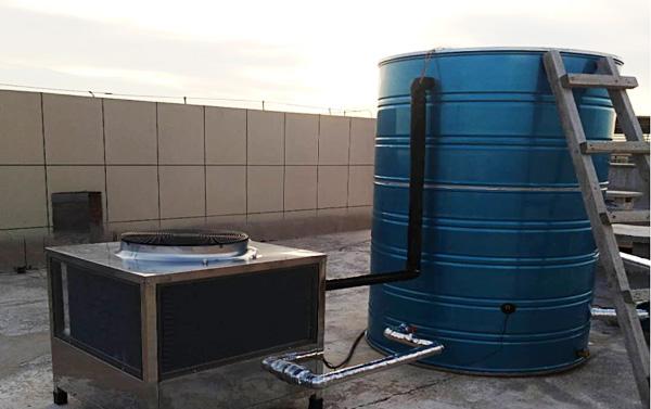 东营港宾馆2吨热水